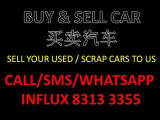 URGENT: Want to buy your used cars!