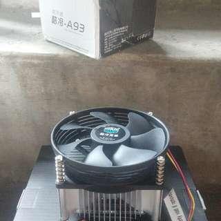 Cpu Fan For Socket 775