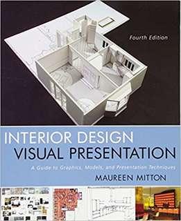 Interior Design Visual Presentation - Maureen Mitton