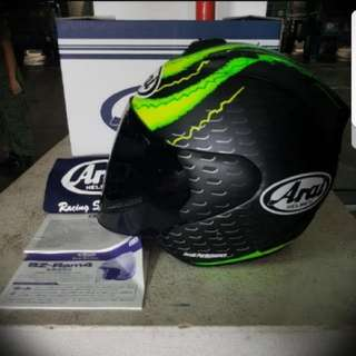 Arai Ram4 Crutchlow Gp For Sale..