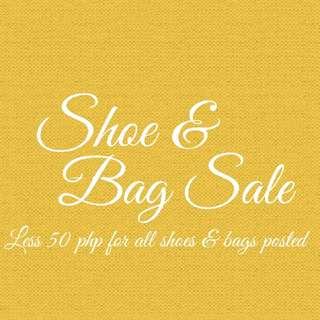 Shoe & Bag SALE *less 50