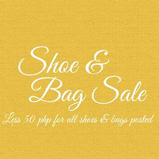 Shoe and Bag SALE *less 50