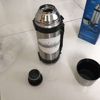 1L Stainless Thermos Flask