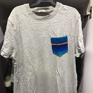 Abercrombie & Fitch Pocket Tee