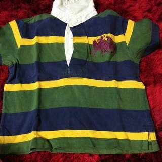 Kaos Berkerah Polo