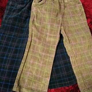Celana Panjang Usia 2-3 Thn