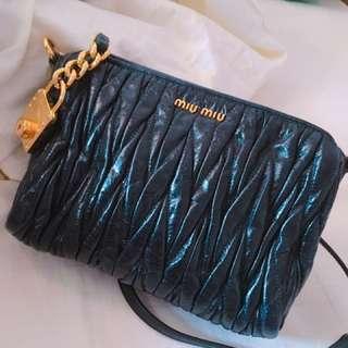 Miu Miu hand bag 85 %new