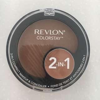 REVLON 2in1 Foundation and Concealer