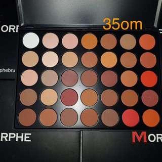 35OM MORPHE Eyeshadow Palette