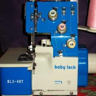 Baby Lock BL3-407 2-Thread / 3 Thread Overedging Serger Machine