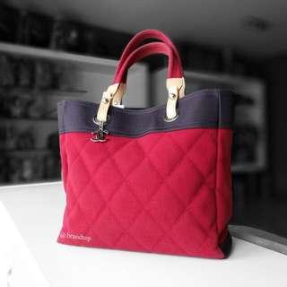 Authentic Chanel Paris Biarritz Tote Bag