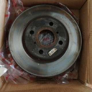 Disc Rotor Alza (Brake Pad Vios)