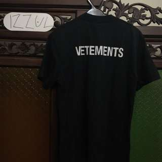 vetements t shirt