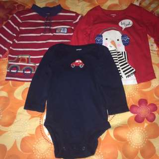 Take all !!! 6-12 months Baby boy Carters Clothes.