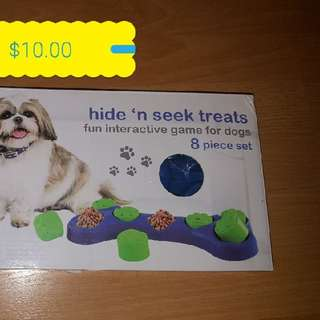 Hide & Seek Treats For Pets - 8pc Set