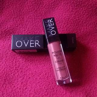 PROMO !! Make Over Intense Matte Lip Cream 04 Vanity