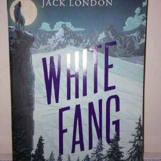 White Fang By Jack London