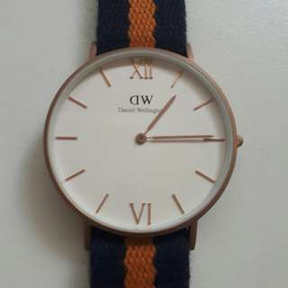 authentic DW watch