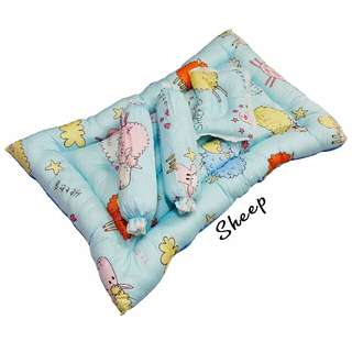 Baby Mattress Set With Pillow And Bolsters