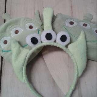 disney alien pounch
