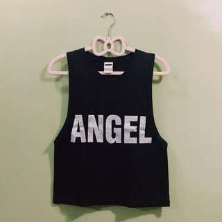ANGEL Low-side Tank Top