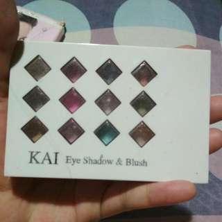 Eyeshadow & Blush KAI