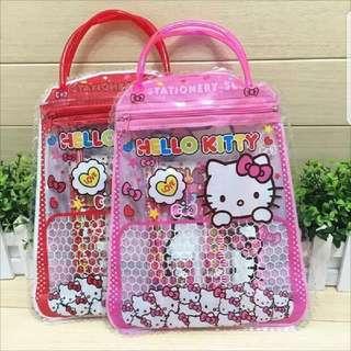 Kids various design goodie bag