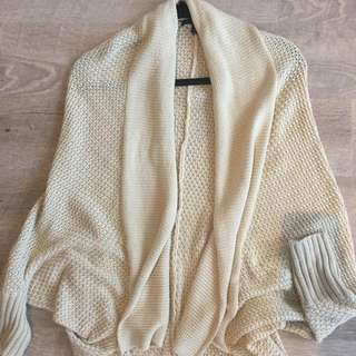 Urban outfitters batwing wing sweater size xs