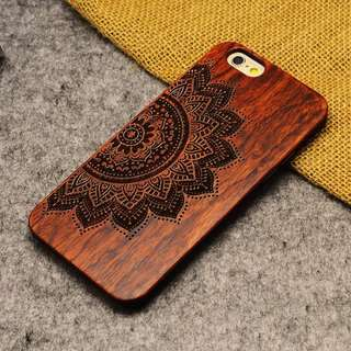 BUY 1 get 1 FREE Wooden iPhone Case