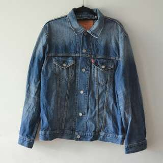 Levi's Denim Jacket - FREE AUS WIDE POSTAGE
