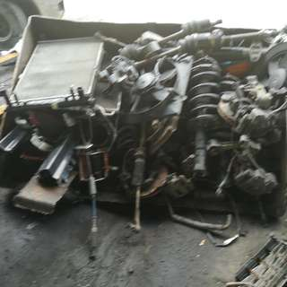 2nd Hand Spare Part Naza Ria