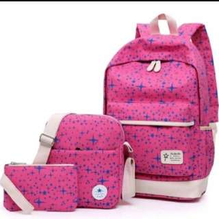 Tas Bacpack Fashion