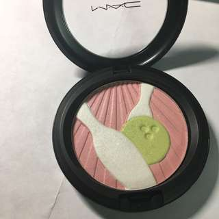MAC Face Powder, Blush & Highliter