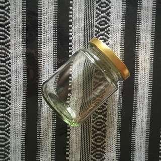 GLASS JAR 250ML 15PCS