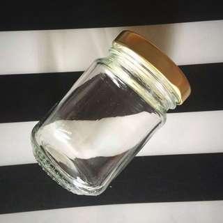GLASS JAR 27PCS