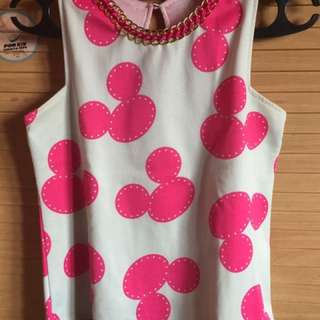 Mickeymouse top