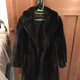 Alexander Young Fur Coat