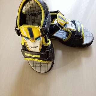 sepatu sandal transformer