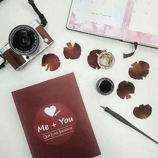 Me + You Couple Journal