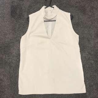 White Closet Top