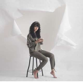 One set blouse & pants