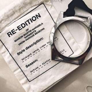 H&M Maison Martin Margiela ( silver metal bracelet )
