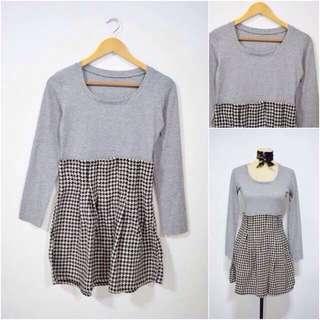 Korean Pullover Dress