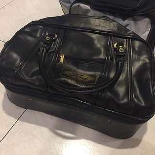 古物出清 老福特鞋包手提旅行袋