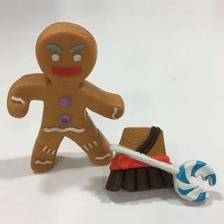 薑餅人玩具 gingerbread man figure