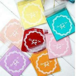 Self Adhesive Cookie Wrapper - especially for you Ribbon