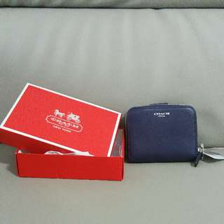 Coach New York  wallet 100%Authentic