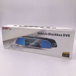 NIA Rearview Mirror Dual Dashcamera