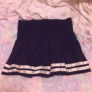 《全新》日本LIZ LISA doll雙面穿短裙