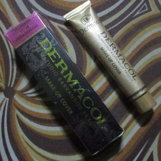 Dermacol Full Coverage Makeup Shade 207